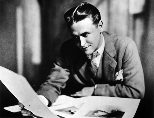 VLC Man: F. Scott Fitzgerald, referente de la moda