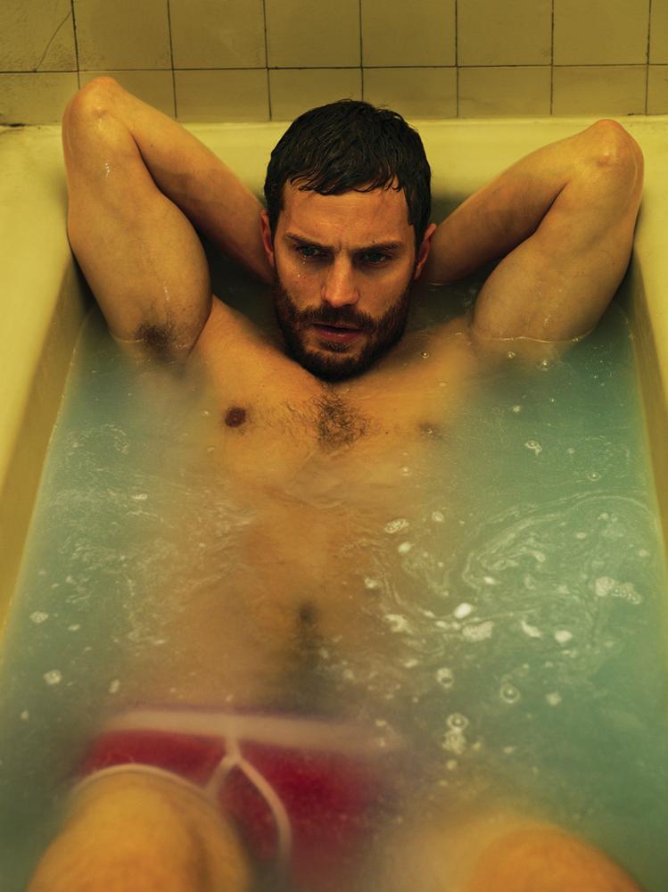 """Jamie Dornan, el protagonista de """"50 Sombras de Grey"""" en Interview"""