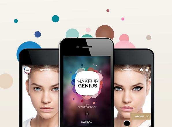 MakeUp Genius: La primera aplicación de maquillaje virtual en tiempo real