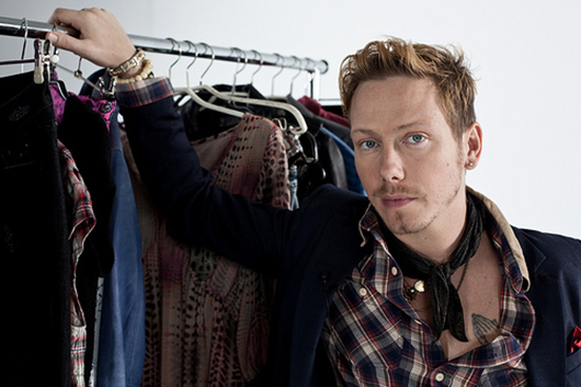 Eric Daman, el diseñador de vestuario tras Gossip Girl