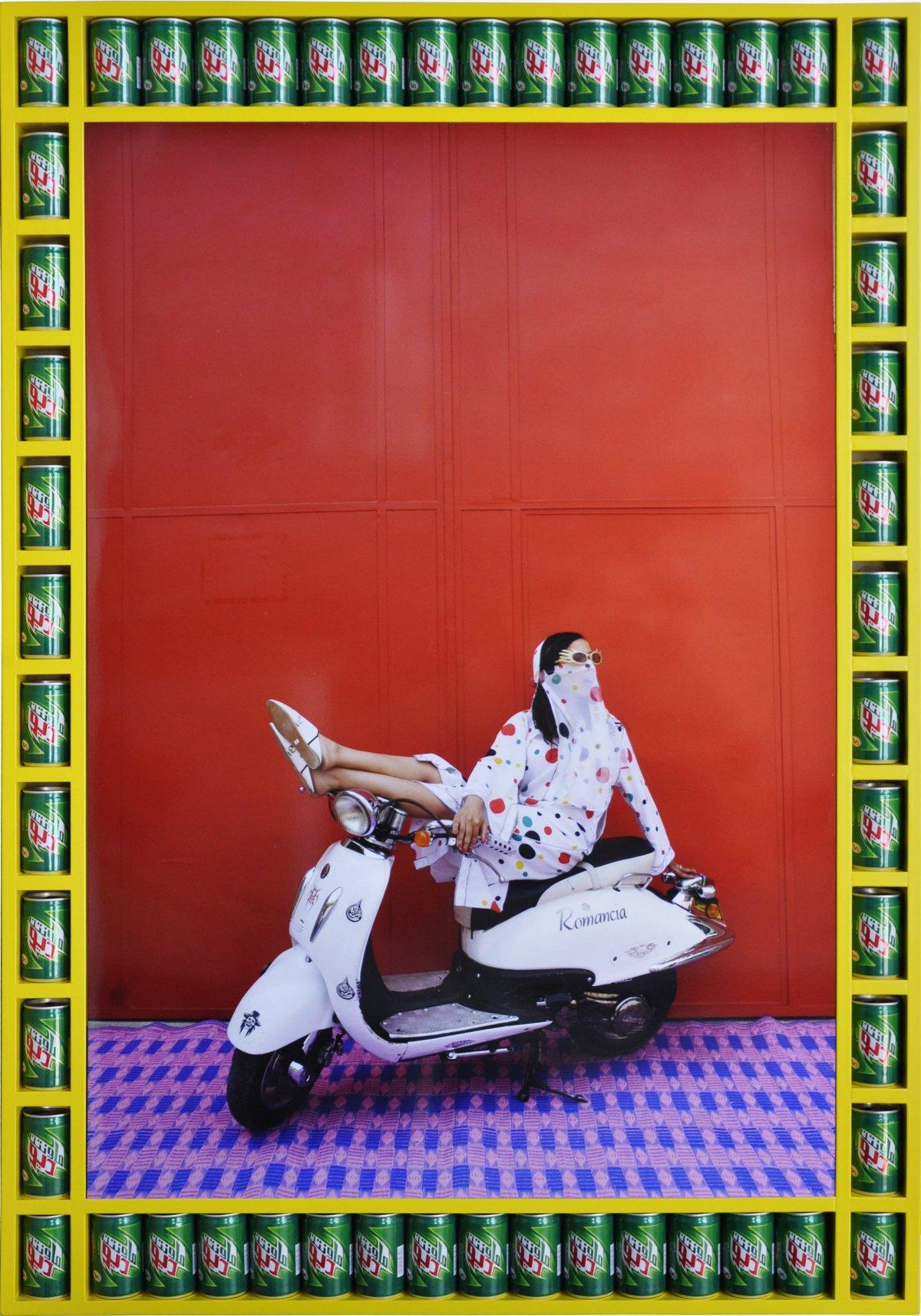 'Kesh Angels: Las mujeres motociclistas de Hassan Hajjaj