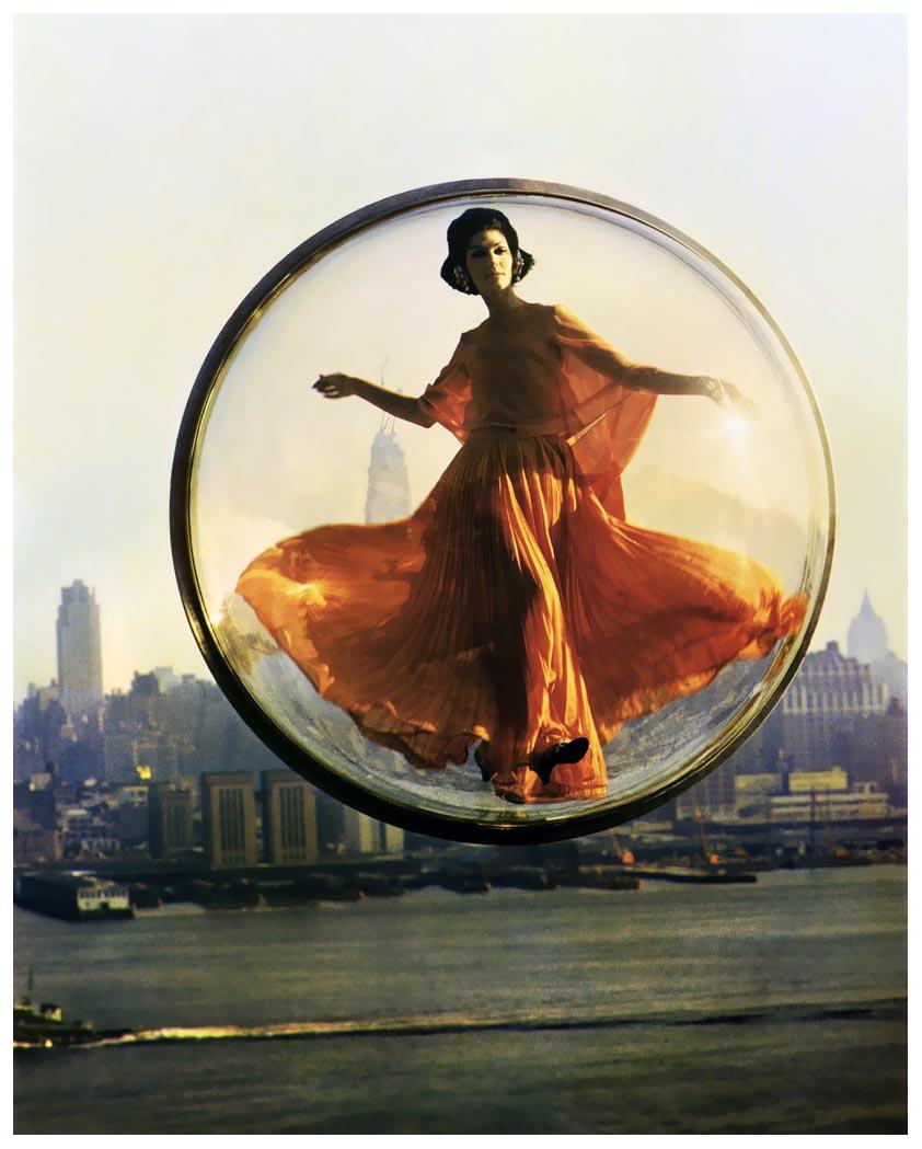 Fotografía de moda de los '60: Melvin Sokolsky