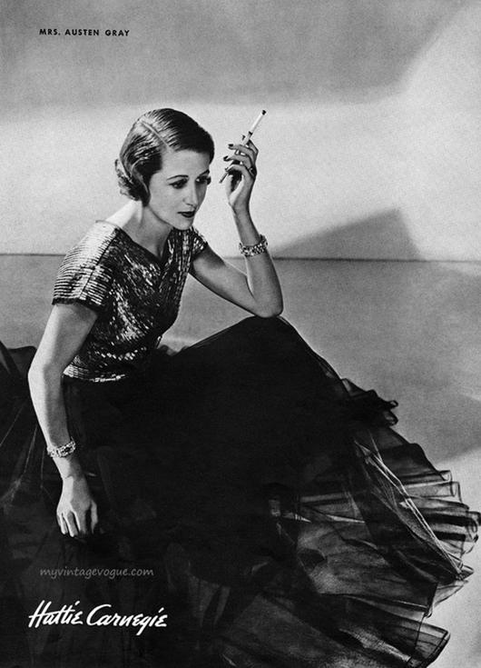 El legado de Hattie Carnegie