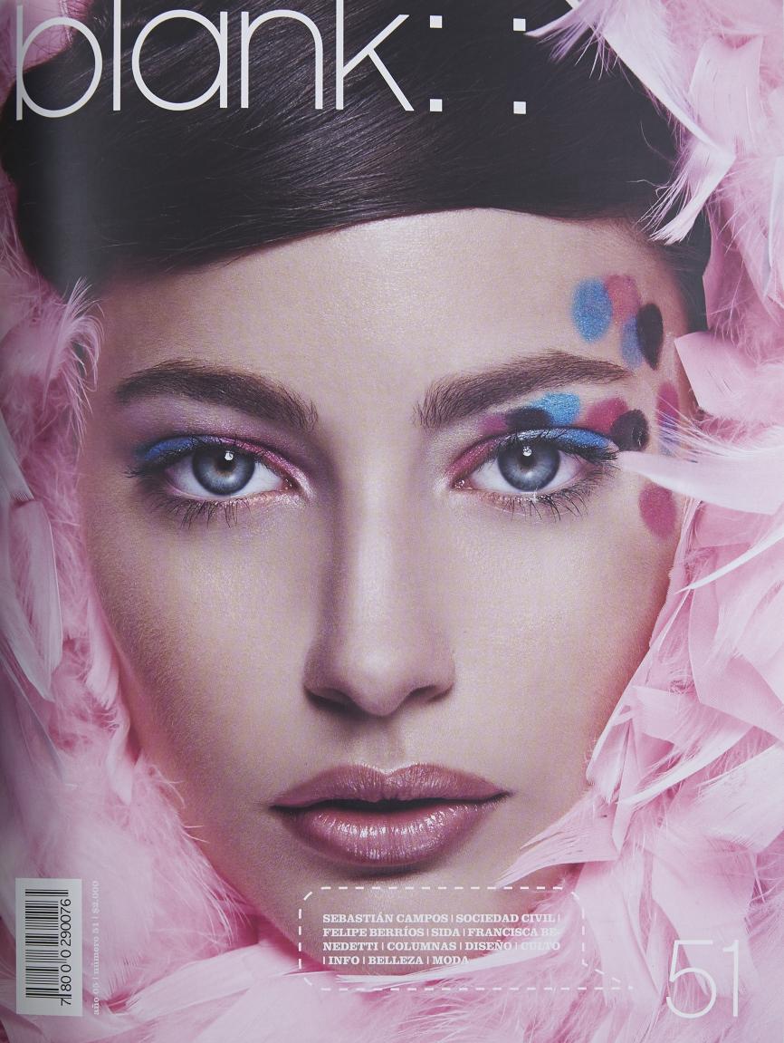 Revista Blank, el referente de la generación de moda chilena de la década del 2000