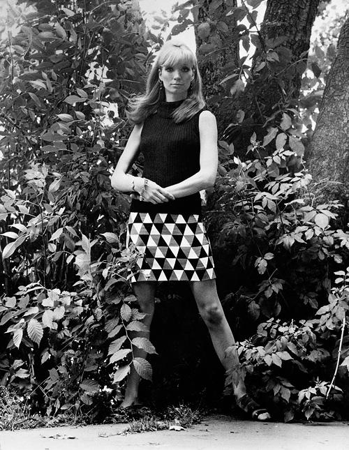 Retratando el Swingin' London de los '60 con Philip Townsend