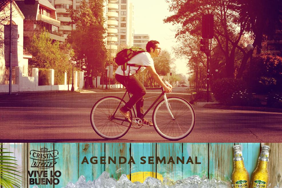 Agenda Cristal Light: Panoramas del 24 al 27 de julio