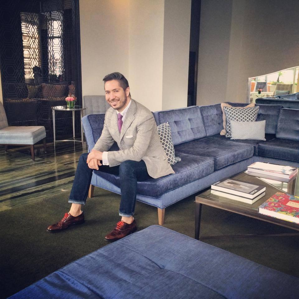 """Entrevista a Manuel Vera, director International Designers México: """"Lo importante ahora es apoyar el diseño local"""""""