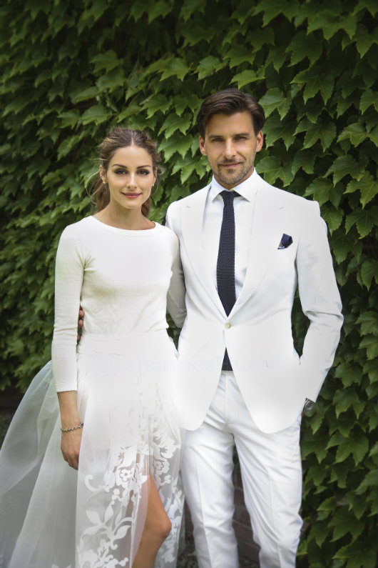 Johannes Huebl, el elegante marido de Olivia Palermo