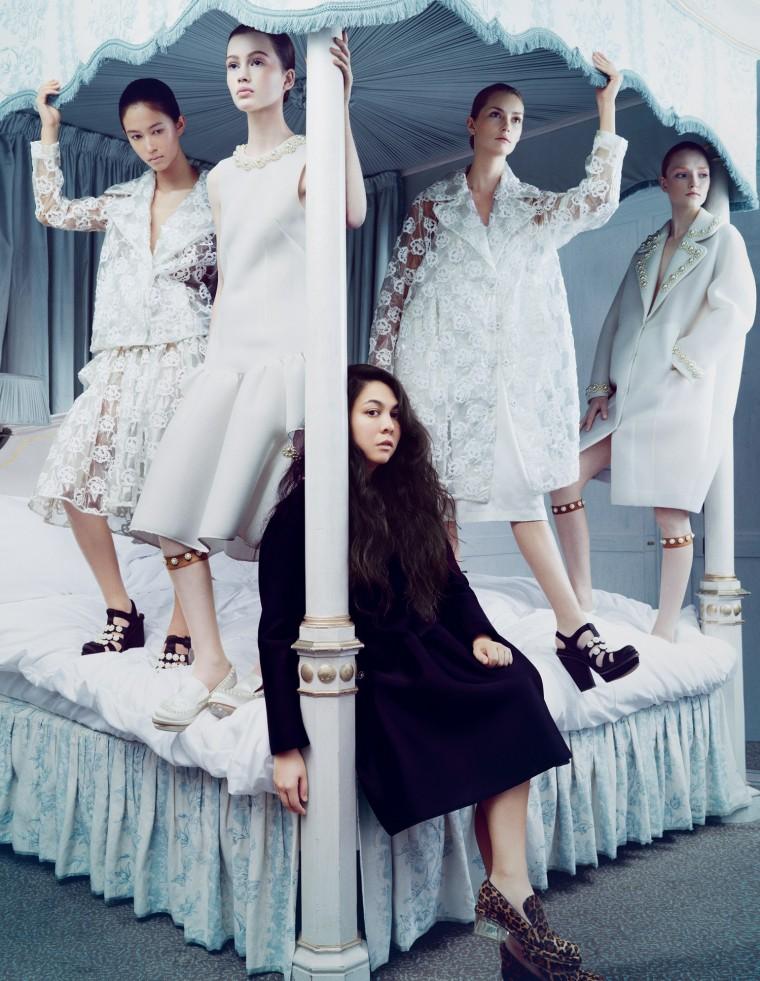 Simone Rocha, la diseñadora promesa del ready-to-wear femenino