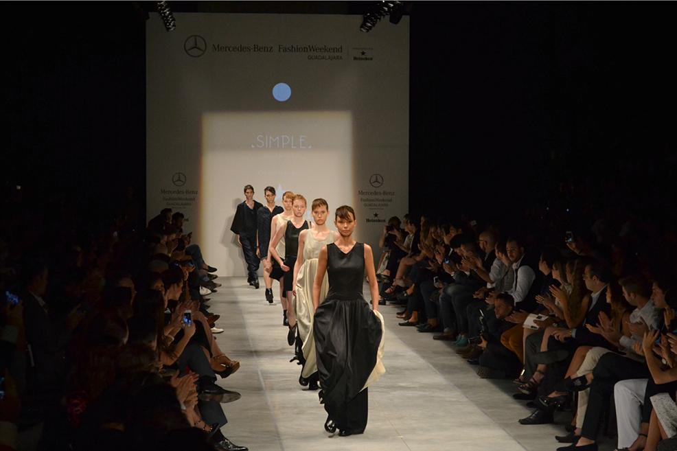 Así se vivió la primera edición de Mercedes-Benz FashionWeekend Guadalajara 2014