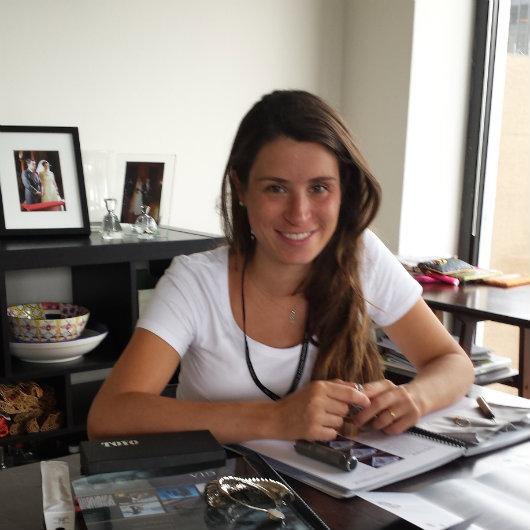"""Sophia Schneider, diamantóloga: """"La gente en Chile ha acrecentado su poder adquisitivo y está más exigente respecto a los productos que compra"""""""