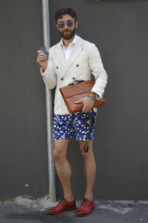 Tumblr Shorts Viste La Calle