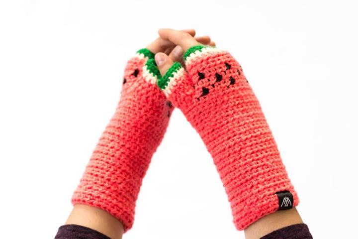 Migrante, revitalizando la tradición del crochet con accesorios para el mundo actual
