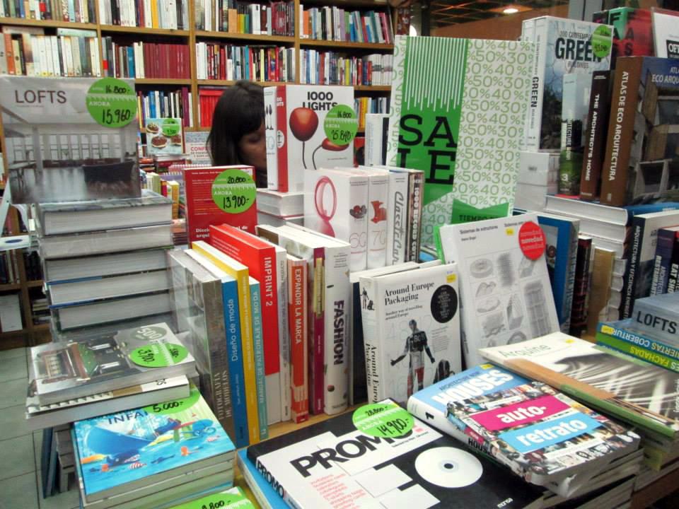 Concurso: ¡Gana una giftcard en librería Contrapunto!
