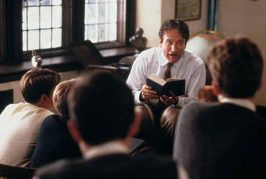 La despedida de un carismático: Robin Williams y sus personajes