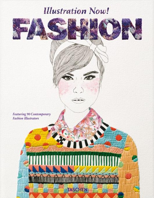 """Illustration Now! Fashion"": Ilustración de Moda Contemporánea"