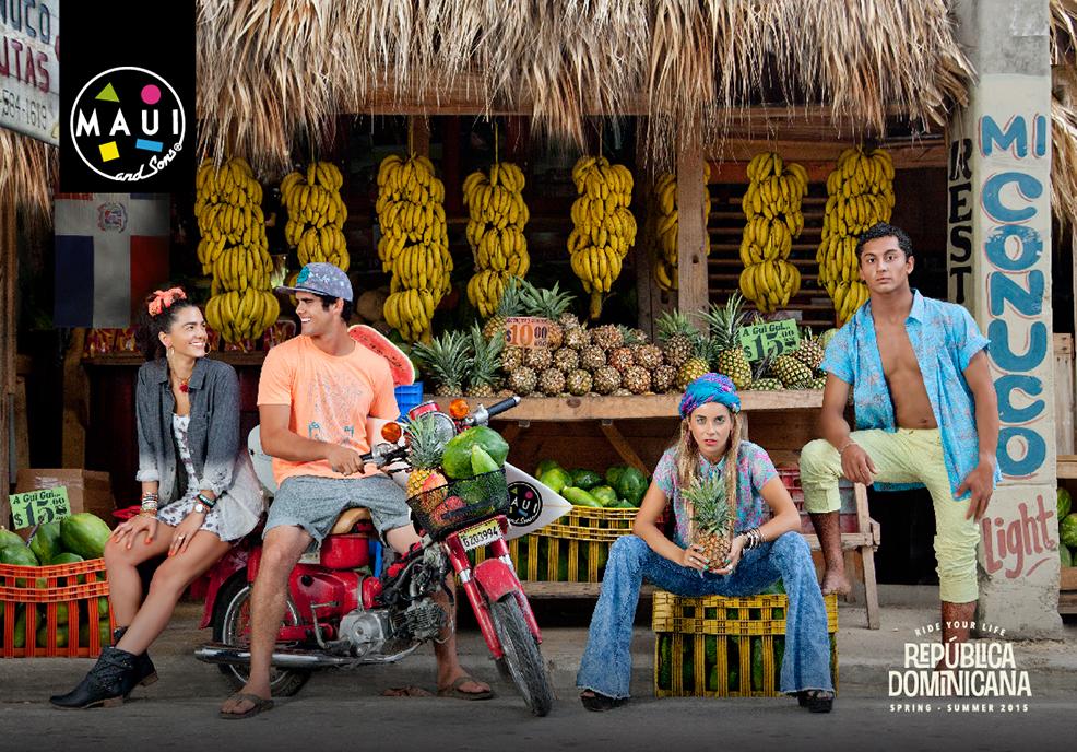 Concurso: ¡Gana una giftcard veraniega Maui and Sons gracias a VisteLaCalle!