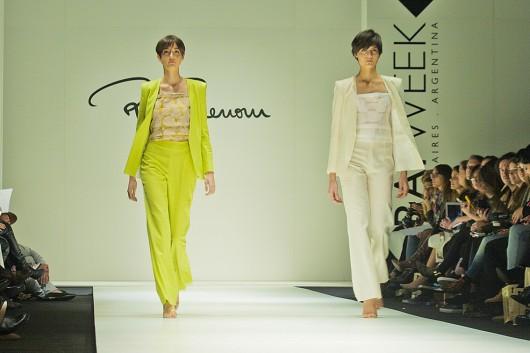 Las colecciones primavera-verano 2015 de Buenos Aires Fashion Week
