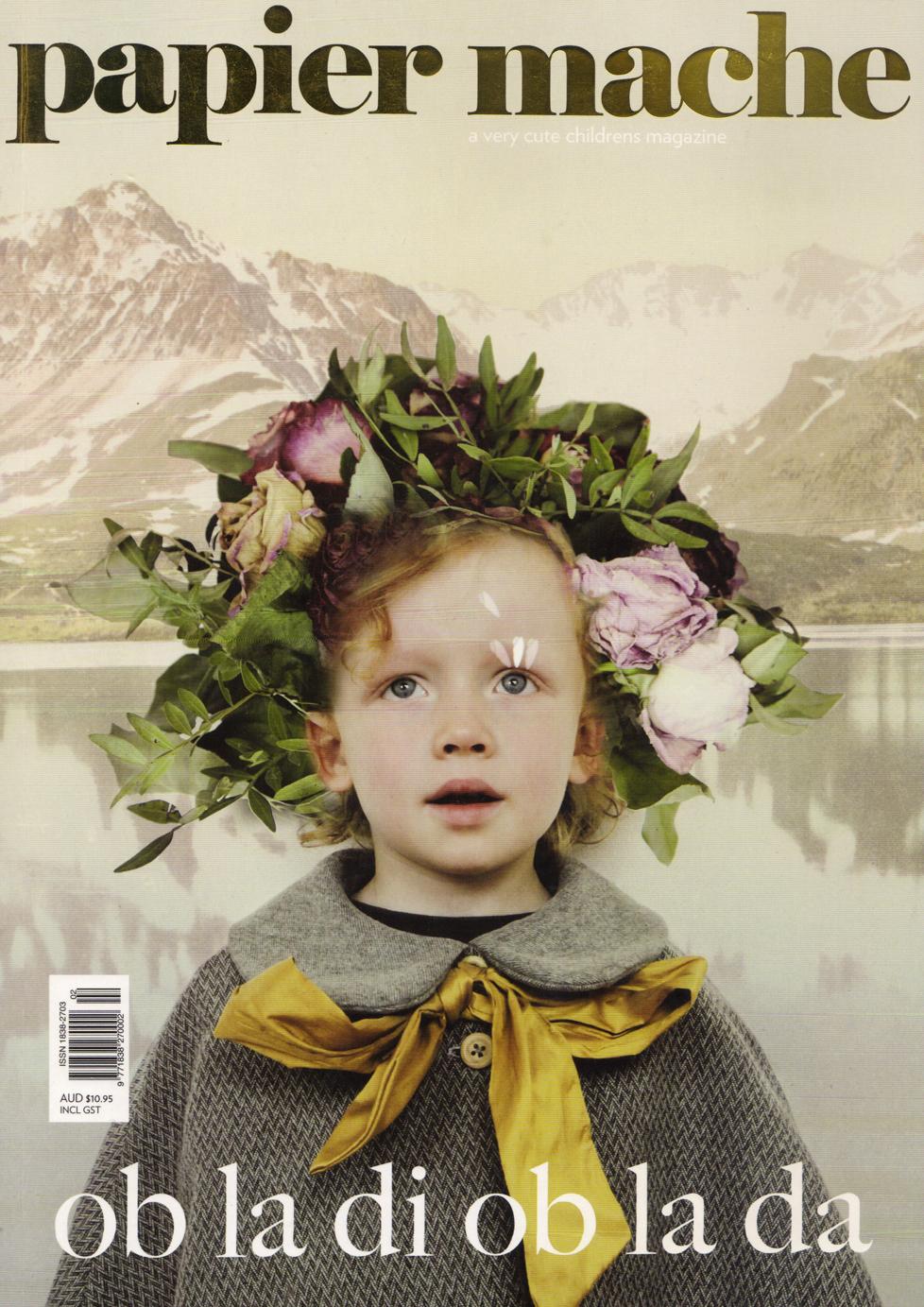 VLC Kids: Papier Maché, una revista para niños con personalidad nostálgica