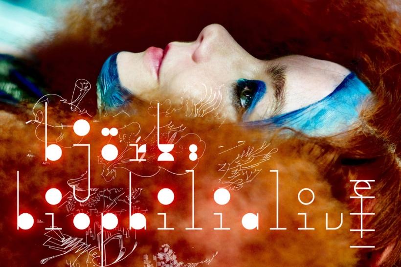 Biophilia Live: El concierto de Björk debuta en formato película