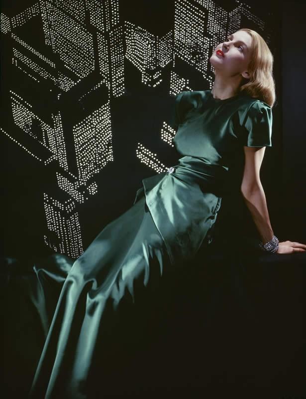 Fotografía de moda de los años '40: Erwin Blumenfeld