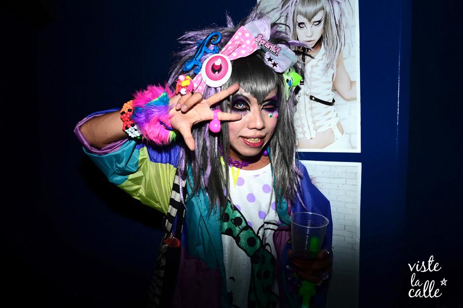 La moda japonesa del Electro Fashion Fest