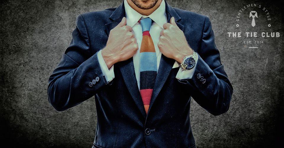 The Tie Club – Corbatas y accesorios para hombres