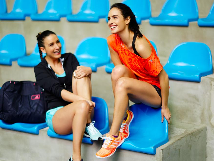 Te contamos sobre la tecnología y los diseños de la colección deportiva Adidas Women all in for #MyGirls