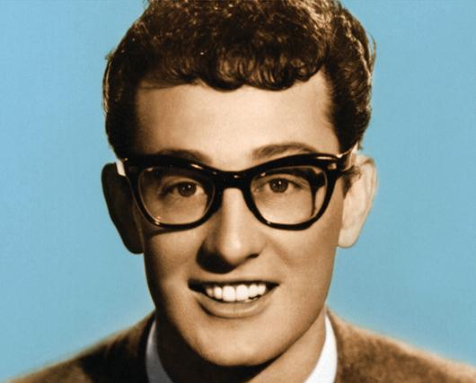 De música y trajes: Buddy Holly, a 78 años de su nacimiento