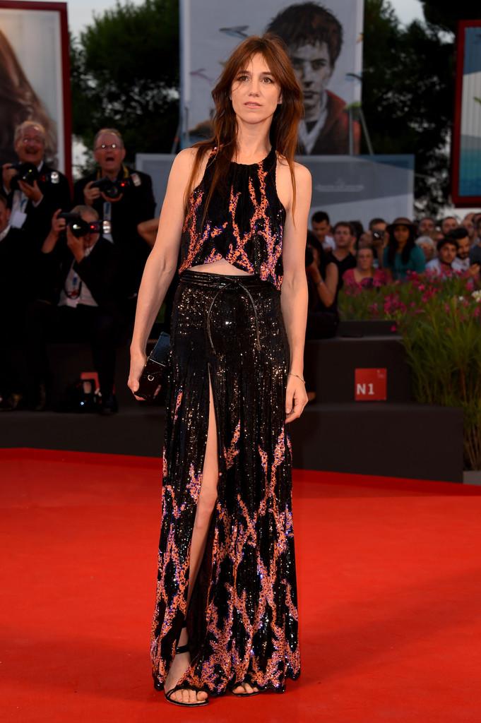 La moda del Festival de Cine de Venecia 2014