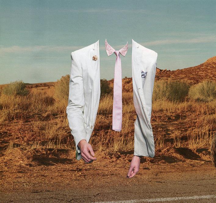 """Deger Bakir y sus collages inspirados en moda: """"A veces pienso que soy una ilusionista de sueños en papel"""""""