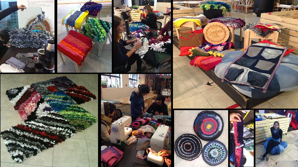 Desafío Buena Tela de Valparaíso: EcoDiseño a favor de la reutilización de desechos textiles