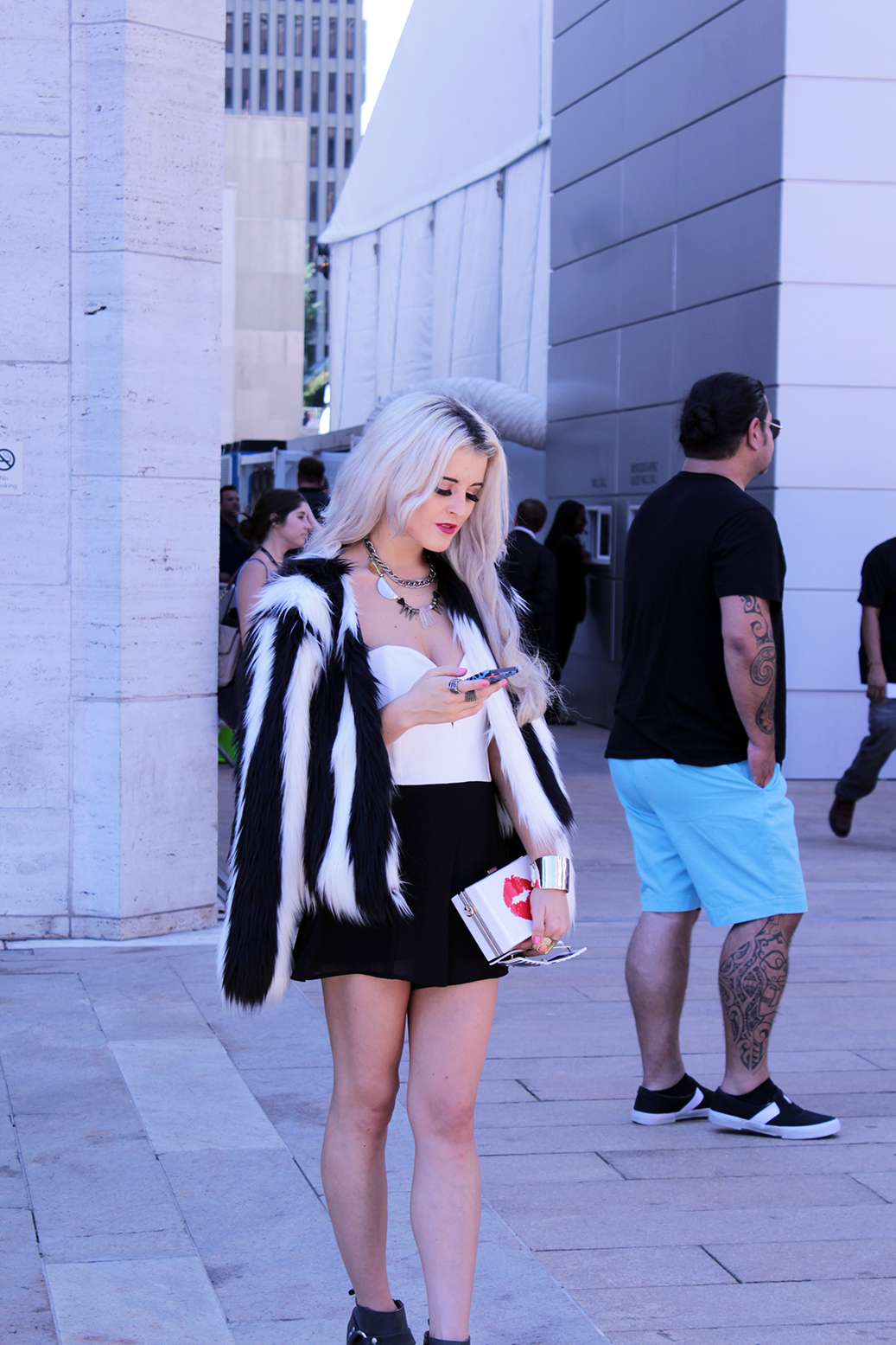 VisteLaCalle en New York Fashion Week SS2015
