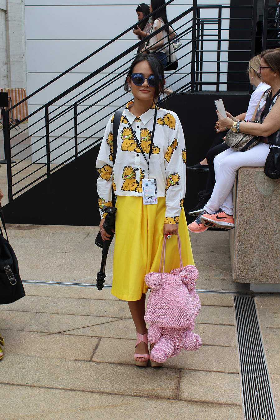 El Street Style de New York Fashion Week SS2015