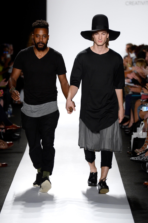Los desfiles universitarios del New York Fashion Week SS 2015