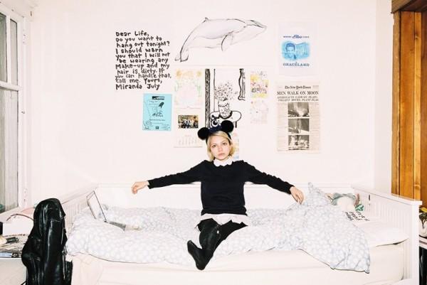 VLC ♥ Alexa Chung visita a Tavi Gevinson