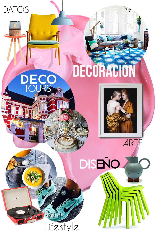 The Deco Journal, una nueva apuesta online para mostrar diseño