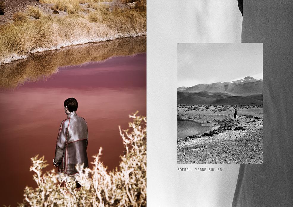 Boerr · Yarde Buller: Paisajes emocionales en diseño argentino eco-amigable