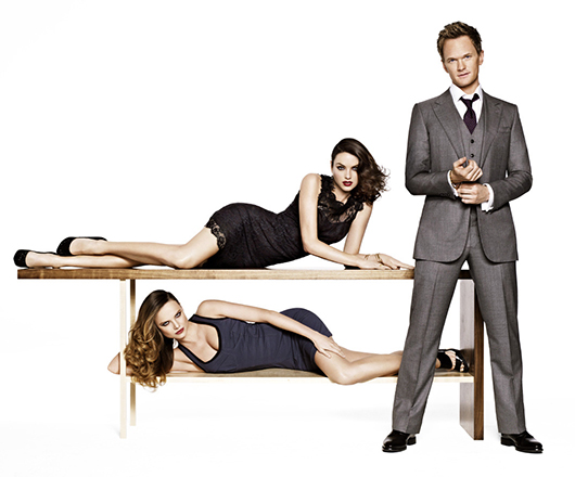"""How to pick up women with style"": Neil Patrick Harris para Esquire, mayo 2010"