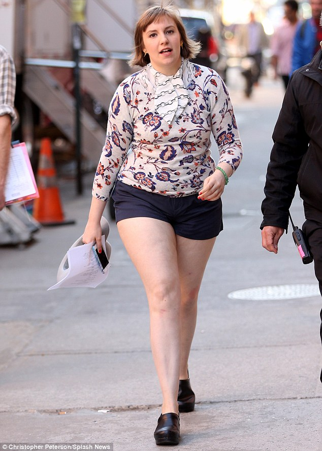 Lena Dunham: la anti It-Girl