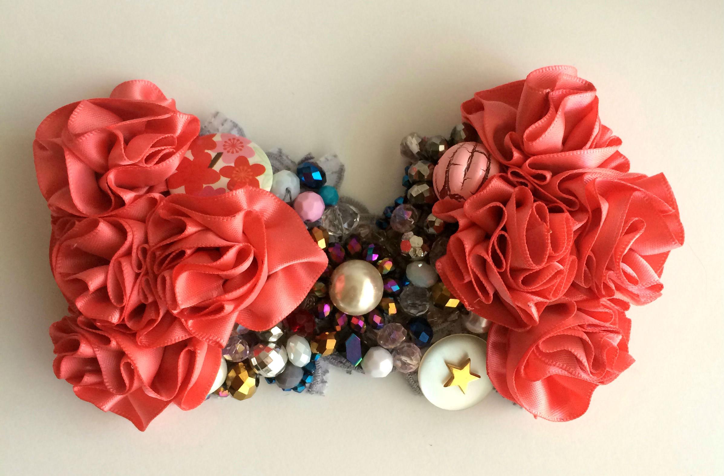 La colección Primavera Verano de María Antonieta, accesorios hechos a mano