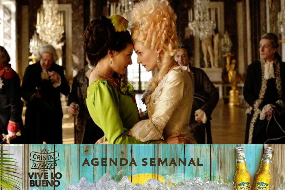 Agenda Cristal Light: Panoramas del 16 al 19 de octubre