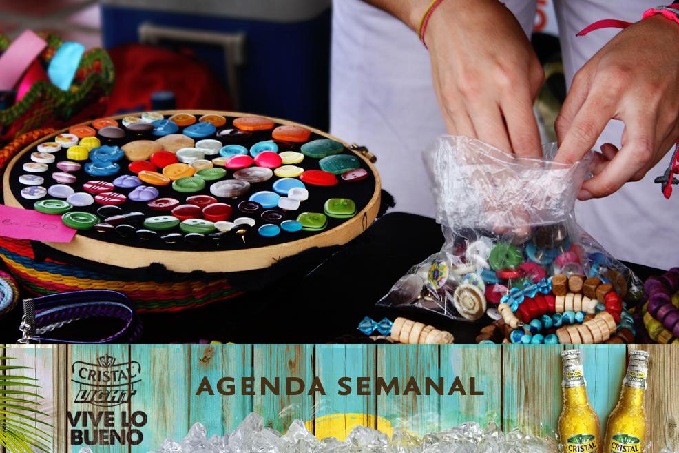 Agenda Cristal Light: Panoramas del 13 al 16 de noviembre
