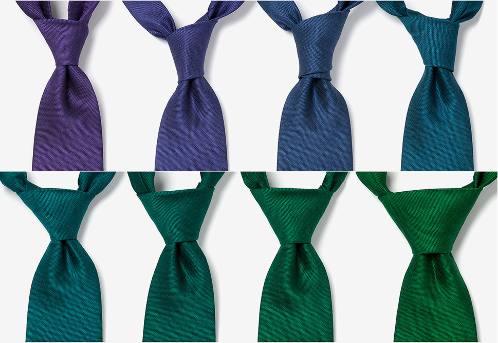 VLC Man: Los distintos tipos de nudos de corbata