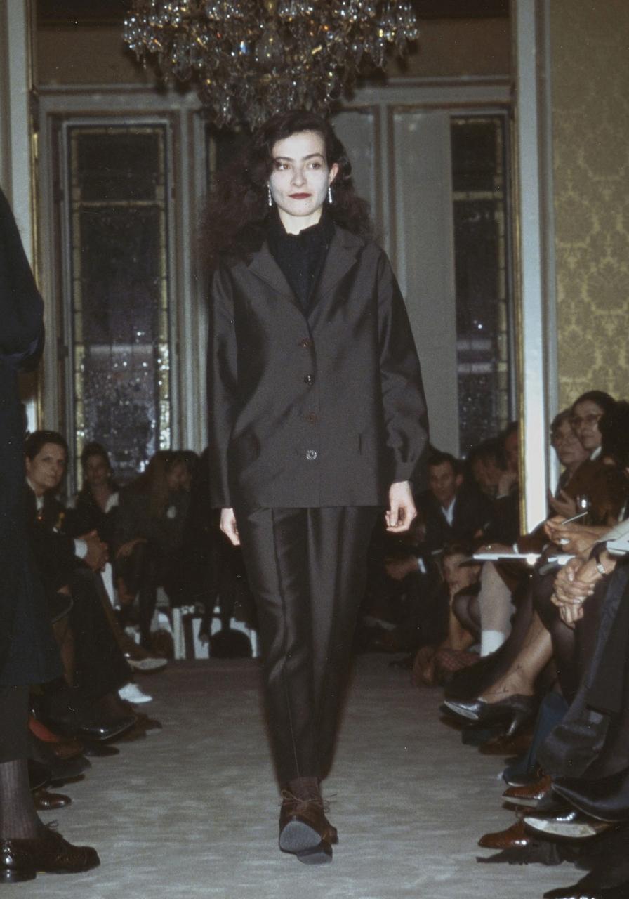 Flashback: La primera colección de Prada, 1988
