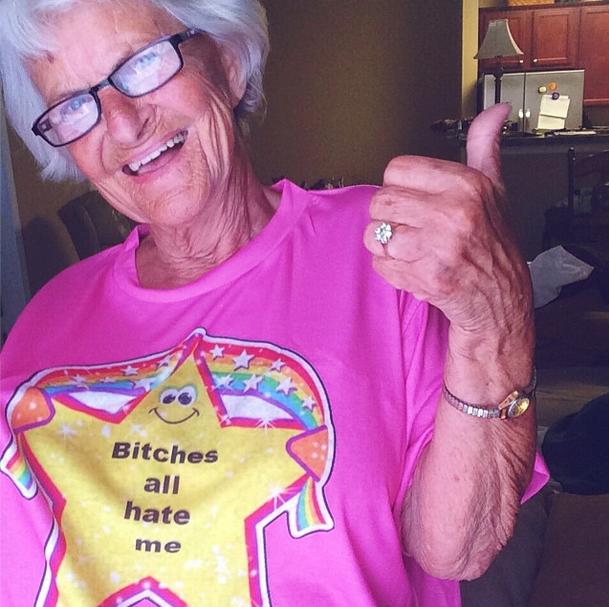 Baddie Winkle: la abuelita rebelde de Instagram