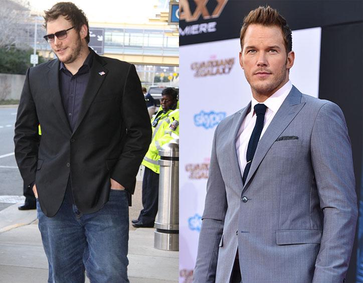 Chris Pratt: De actor cómico a nuevo héroe de acción con estilo