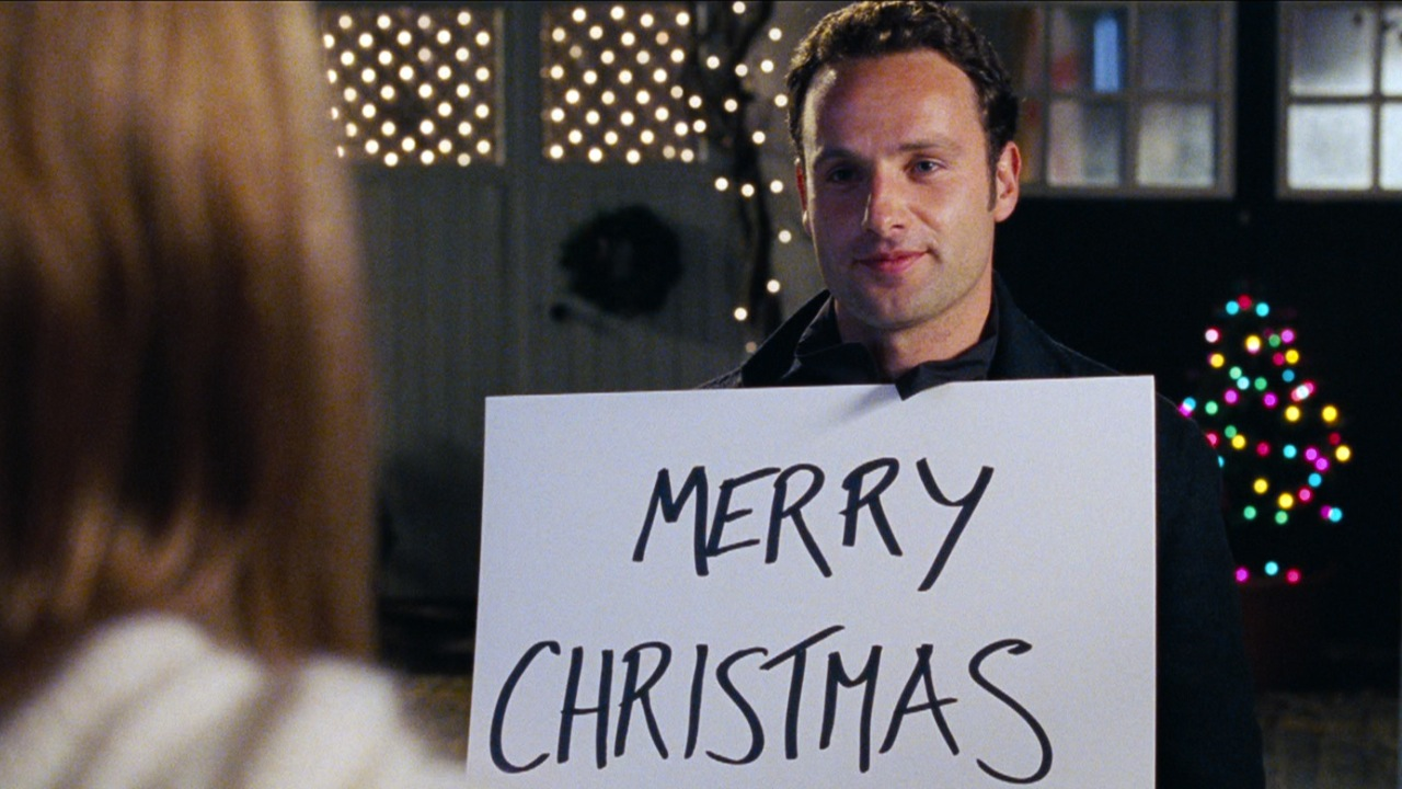 """VLC ♥ """"All I want for Christmas is you"""" en Love Actually"""