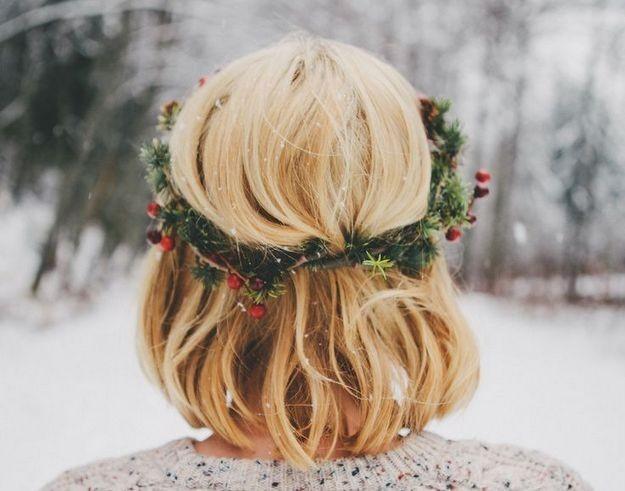 Peinados para llevar en las celebraciones de fin de año
