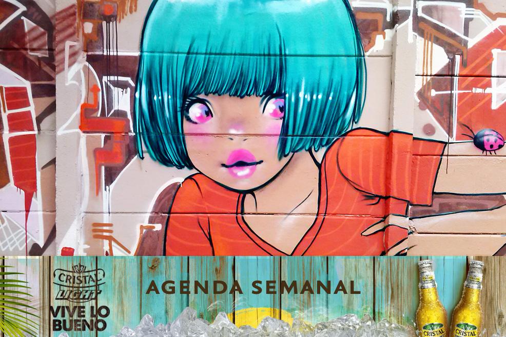 Agenda Cristal Light: Panoramas del 18 al 21 de diciembre